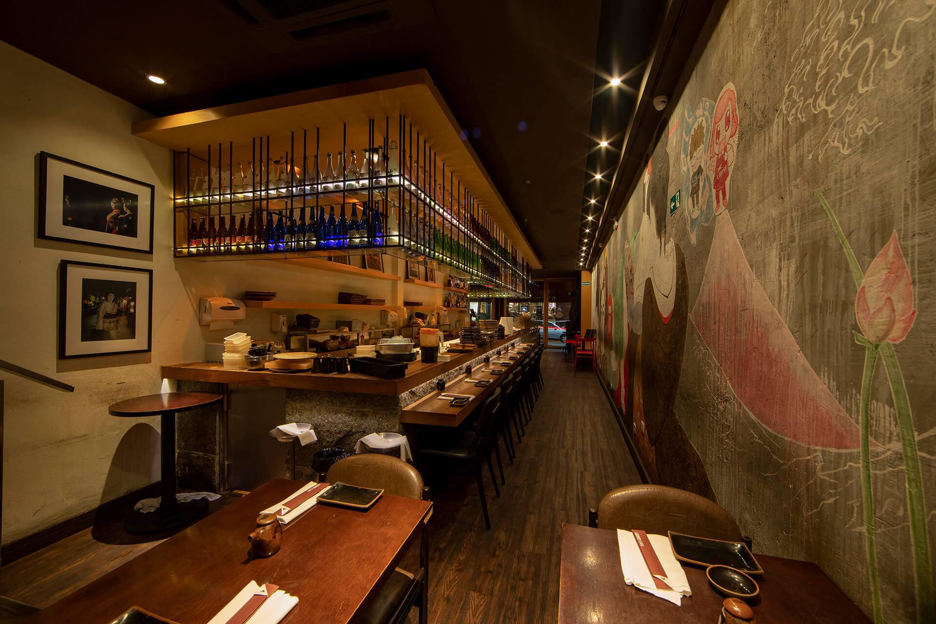 Restaurante Geiko-san